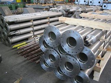 steel heating pipes